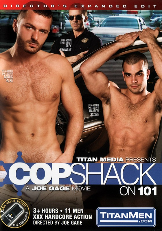 Copshack on 101 DVD - Front