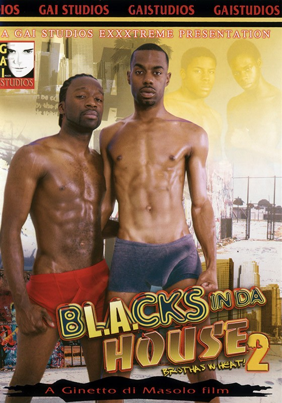 Blacks in da House 2 DVD - Front