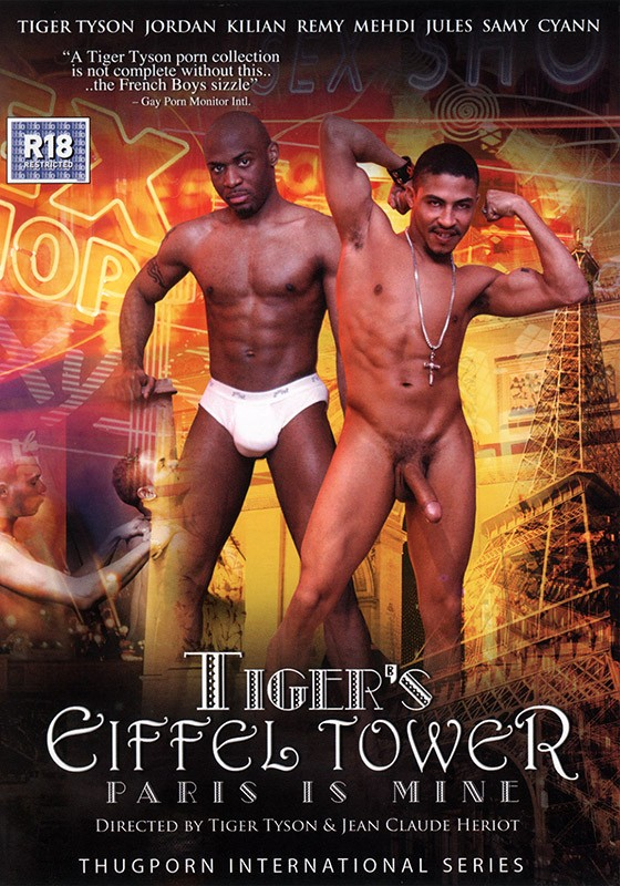 Tiger's Eiffel Tower DVD - Front