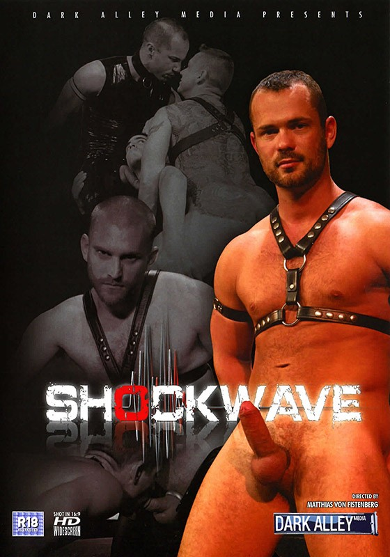 Shockwave DVD (no cover artwork) - Front