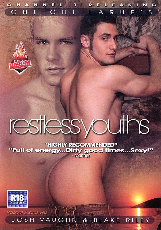 Restless Youths DVD - Front