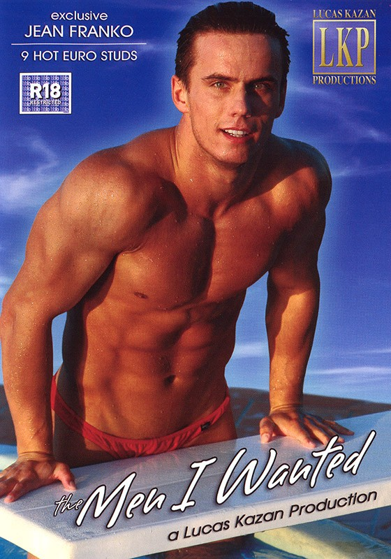 The Men I Wanted DVD - Front