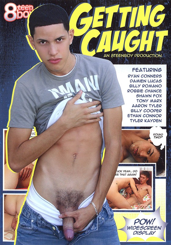 Getting Caught DVD - Front