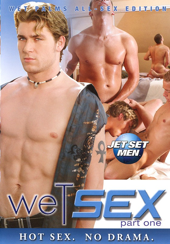 Wet Sex Part 1 DVD - Front