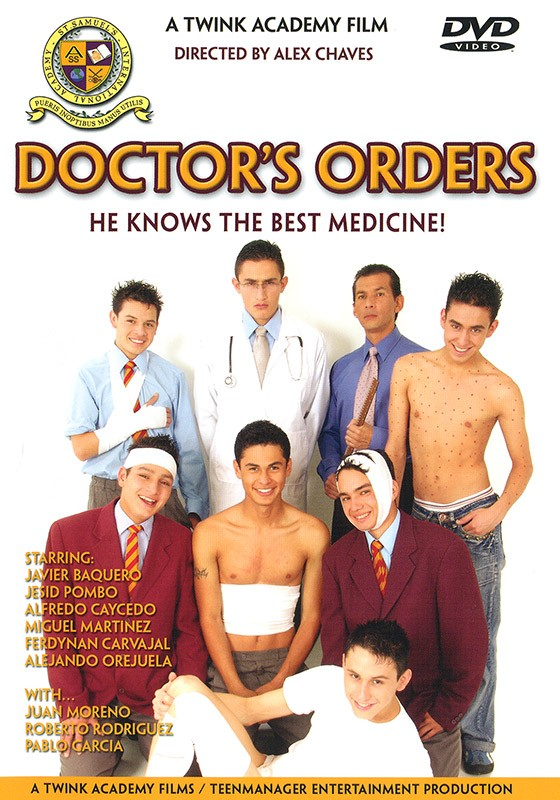 Doctors Orders DVD - Front