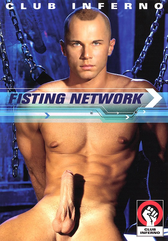 Fisting Network DVD - Front