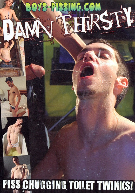 Damn Thirsty DVD - Front
