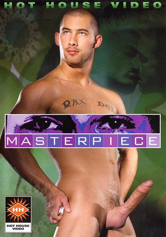 Masterpiece DVD - Front