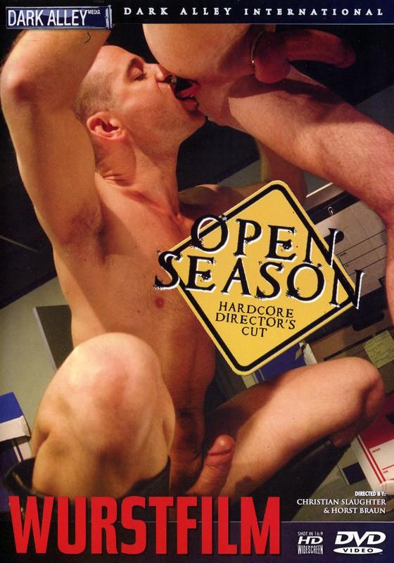 Open Season DVD - Front