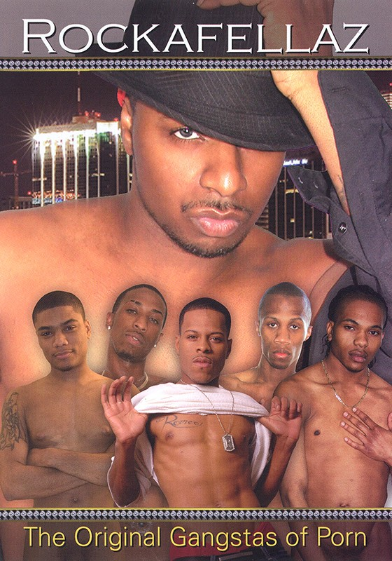 The Original Gangstas of Porn DVD - Front