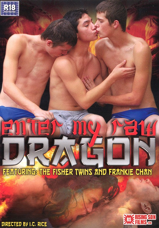 Enter my Raw Dragon DVD - Front