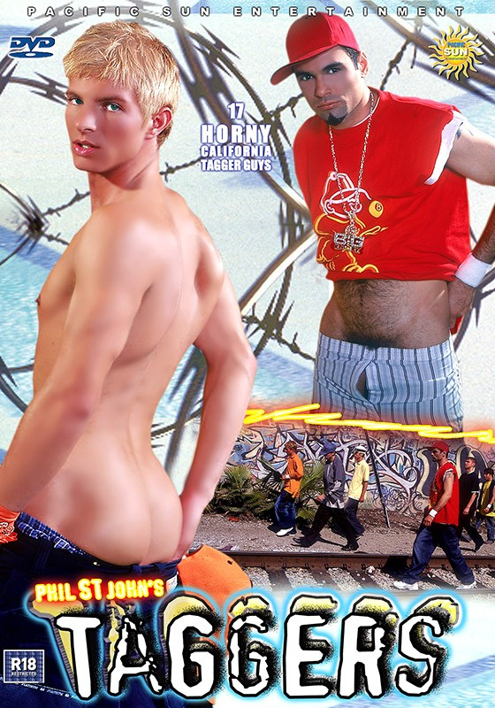 Taggers DVD - Front