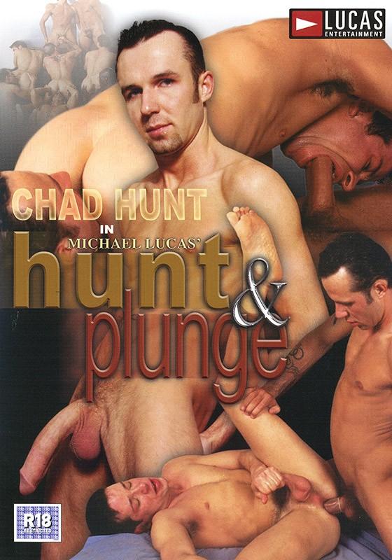 Hunt & Plunge DVD - Front