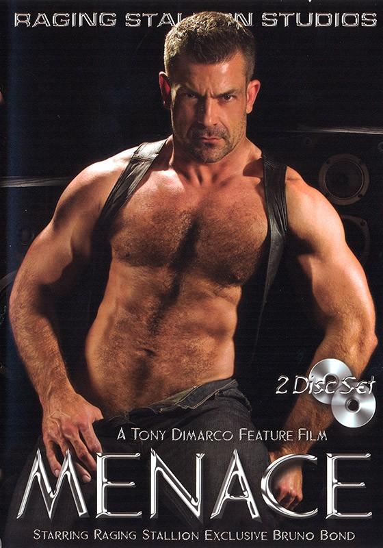 Menace DVD - Front