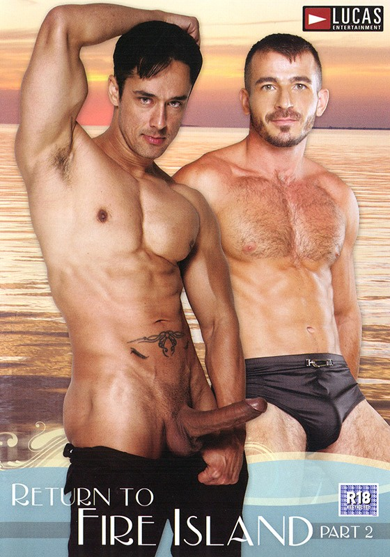 Return to Fire Island Part 2 DVD - Front