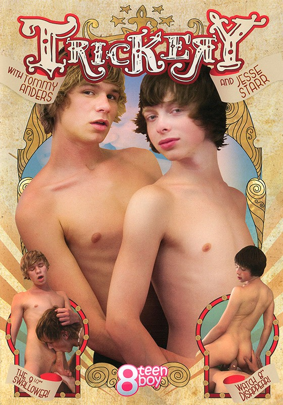 Trickery DVD - Front
