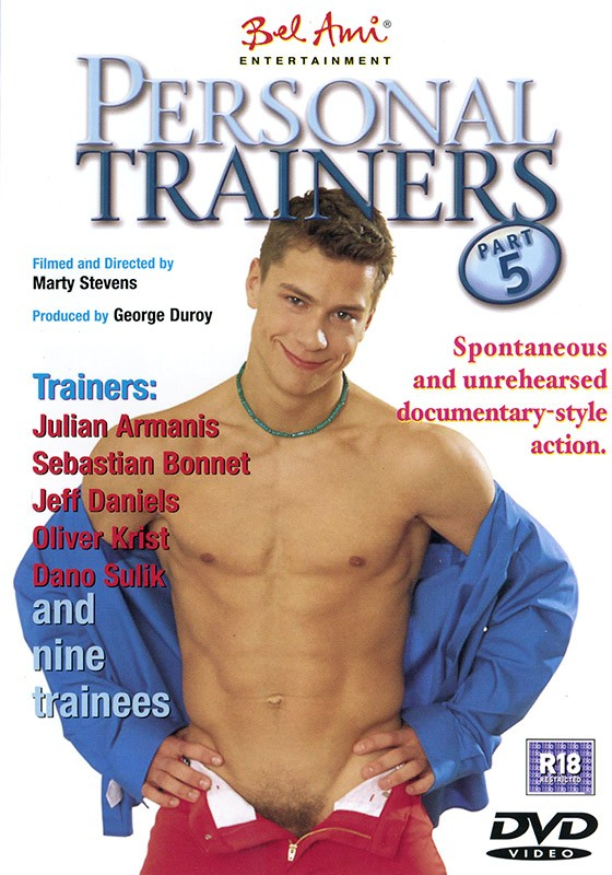 Personal Trainers 5 DVD - Front