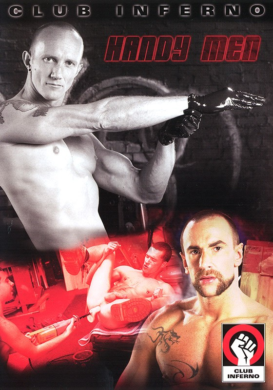 Handy Men DVD - Front