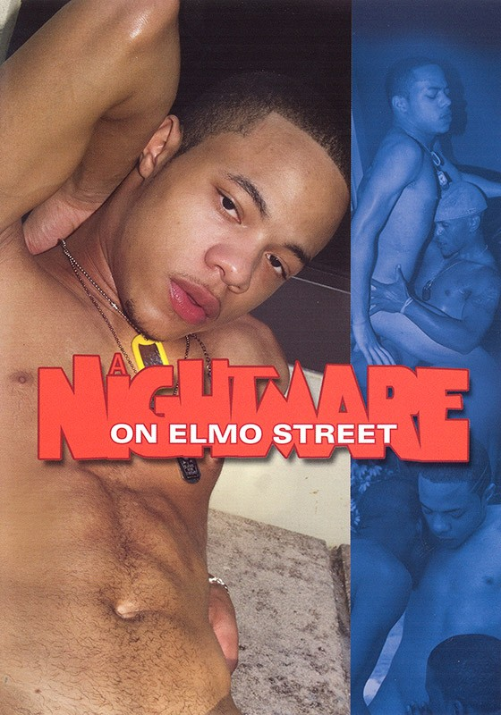 A Nightmare on Elmo Street DVD - Front