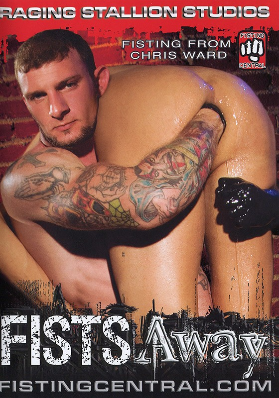 Fists Away DVD - Front
