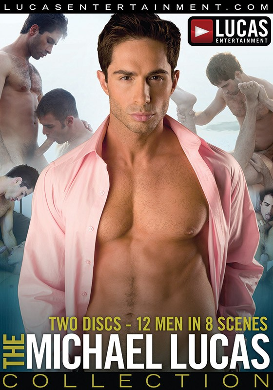 The Michael Lucas Collection DVD - Front