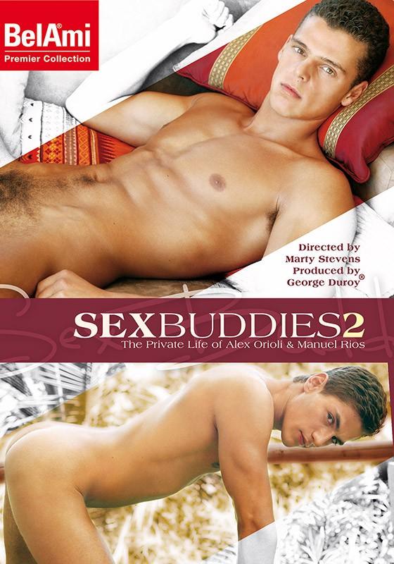 Sex Buddies 2 DVD - Front