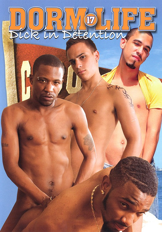 Dorm Life 17: Dick in Detention DVD - Front