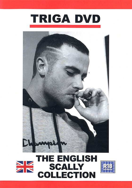 The English Scally Collection DVD - Front