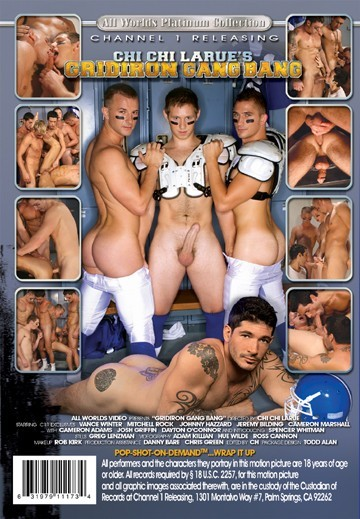 Gridiron Gang Bang DVD - Gallery - 002