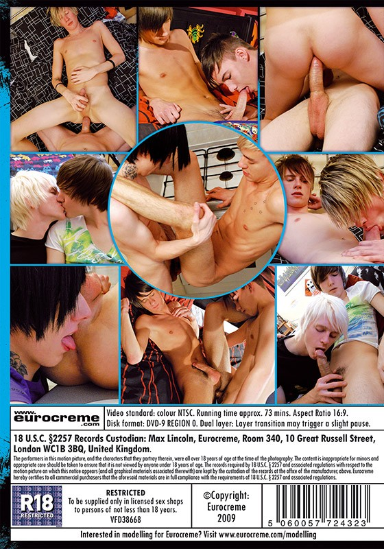 Indieboyz: Pumped DVD - Back