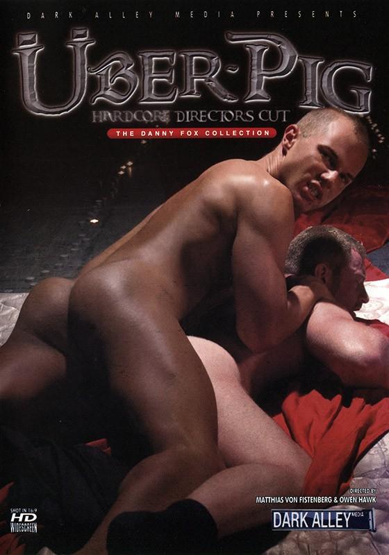 Über-Pig DVD - Front
