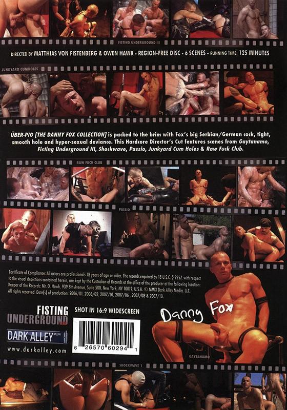 Über-Pig DVD - Back
