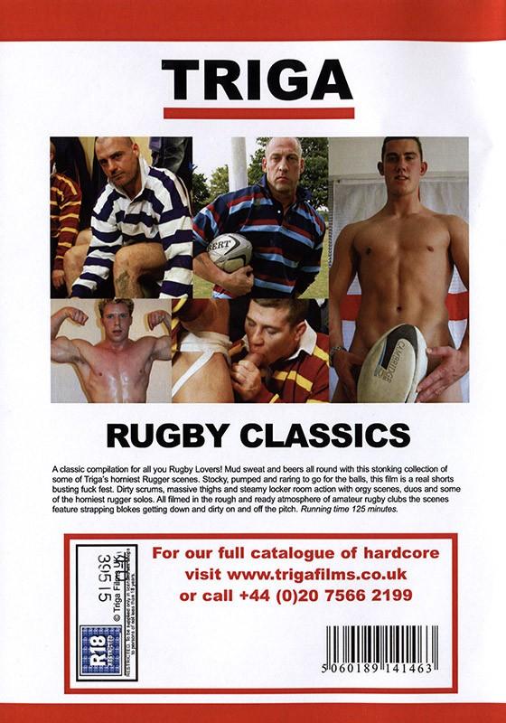 Rugby orgy triga