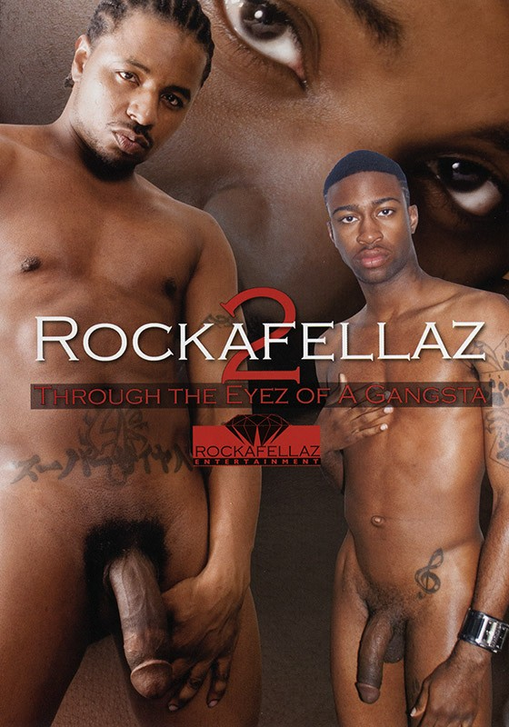 Rockafellaz 2 DVD - Front