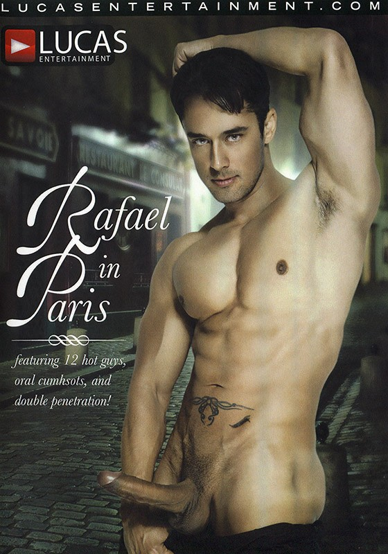 Rafael in Paris DVD - Front
