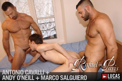 Rafael in Paris DVD - Gallery - 001