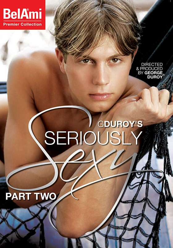 Seriously Sexy part 2 DVD - Front