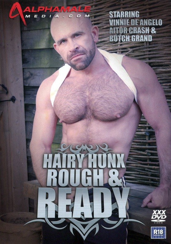 Rough & Ready DVD - Front