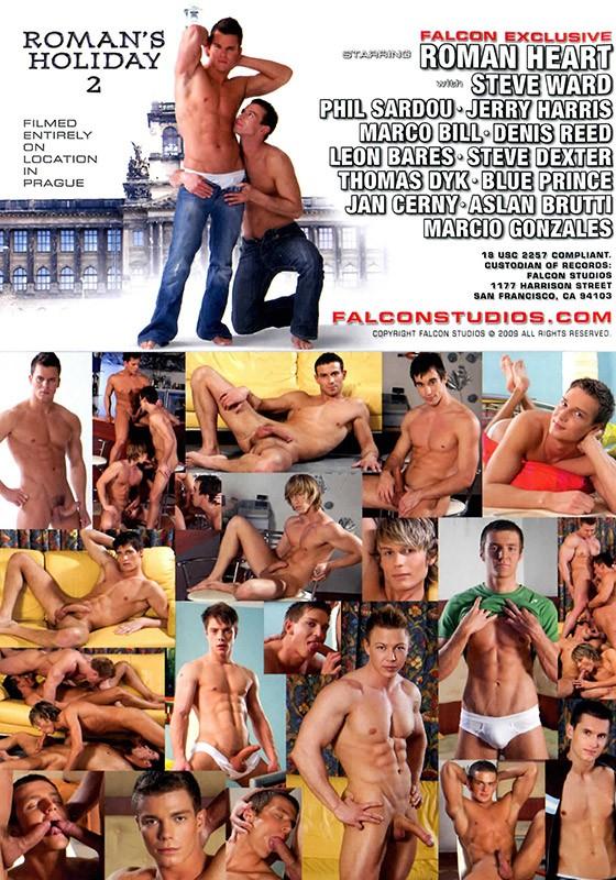 Roman's Holiday 2 DVD - Back