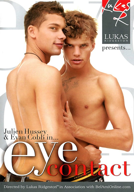 Eye Contact (Lukas Ridgeston) DVD - Front