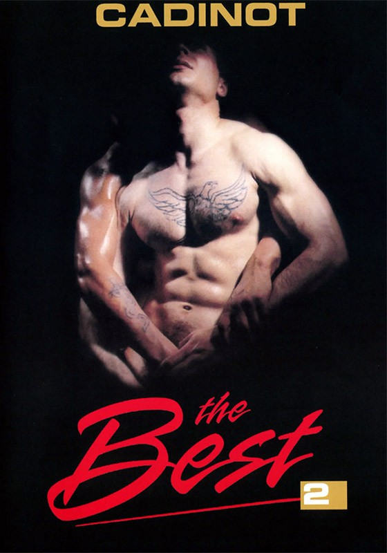 Cadinot The Best 2 DVD - Front