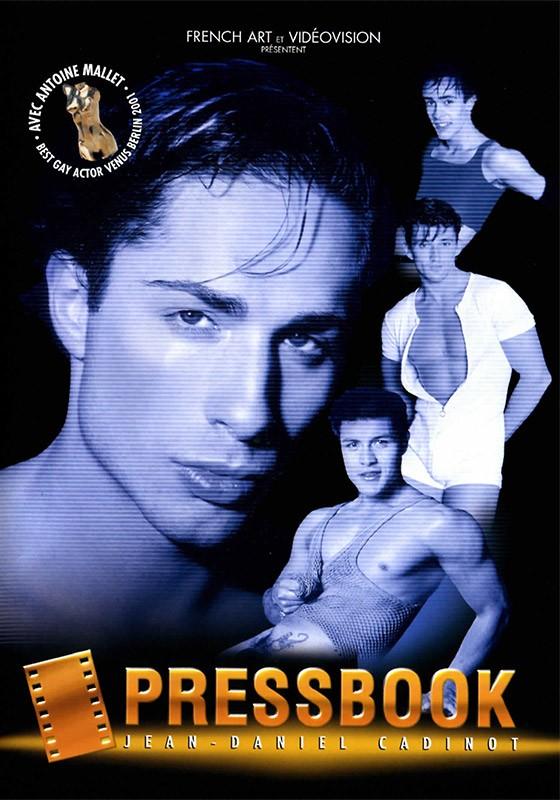 Pressbook DVD - Front
