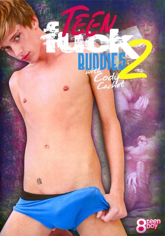 Teen Fuck Buddies 2 DVD - Front