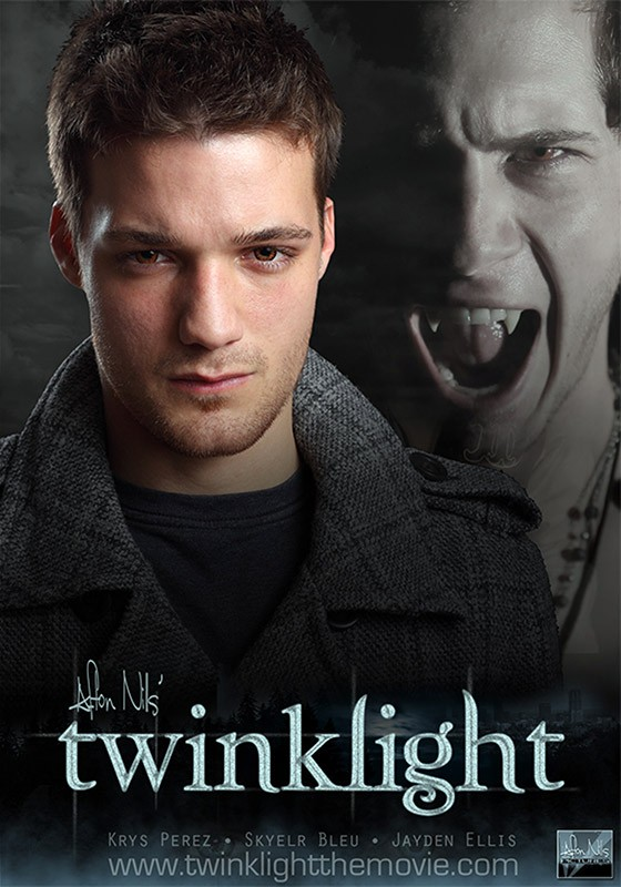 Twinklight DVD - Front