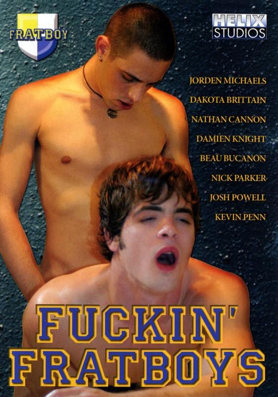 Fuckin' Fratboys DVD - Front