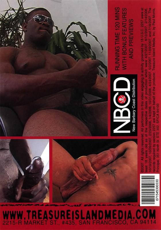 BruthaLoad volume 3 DVD - Back
