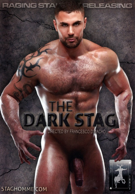 The Dark Stag DVD - Front
