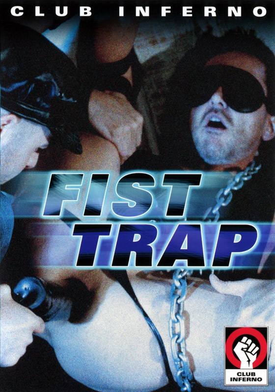 Fist Trap DVD - Front