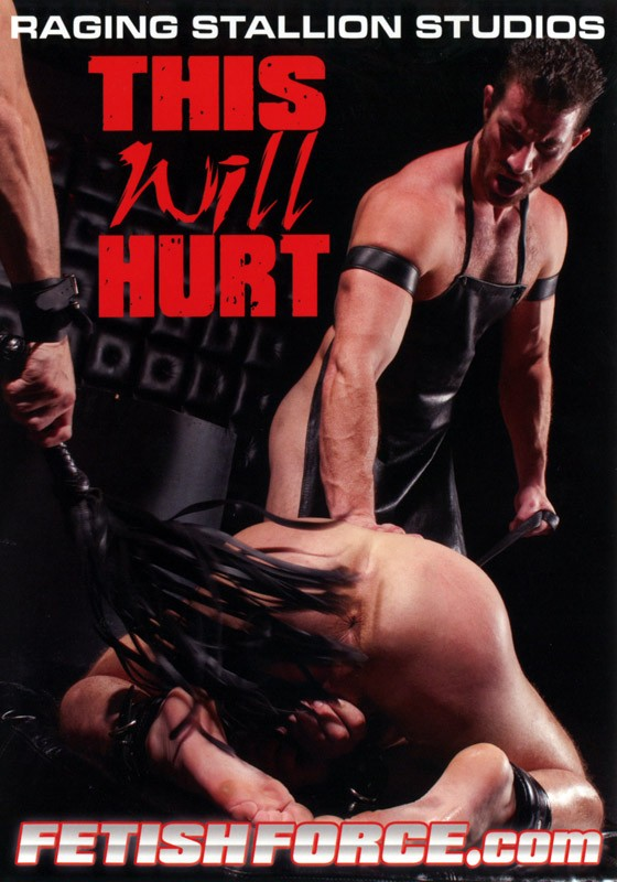 This Will Hurt DVD - Front