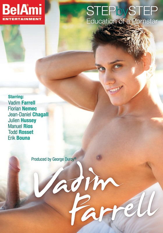 Step by Step: Vadim Farrell DVD - Front